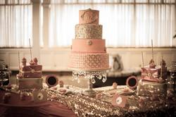 DIVA OF CAKE SWEET TABLE
