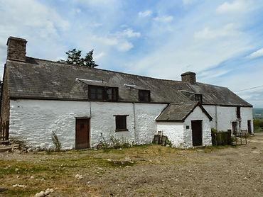 Cefn Brith, home ofJohn Penry
