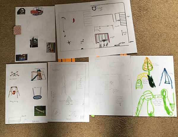 playground competition entries