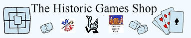 Historic Games Shop logo