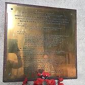 Air accident memorial