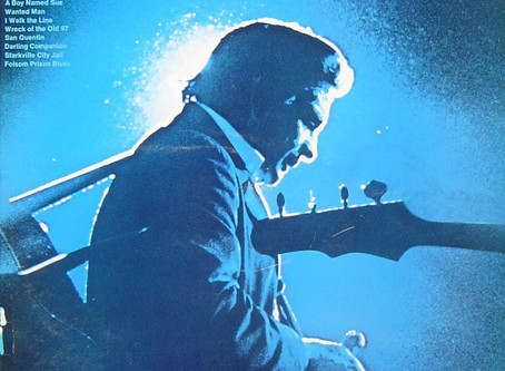 Johnny Cash - Live at San Quentin