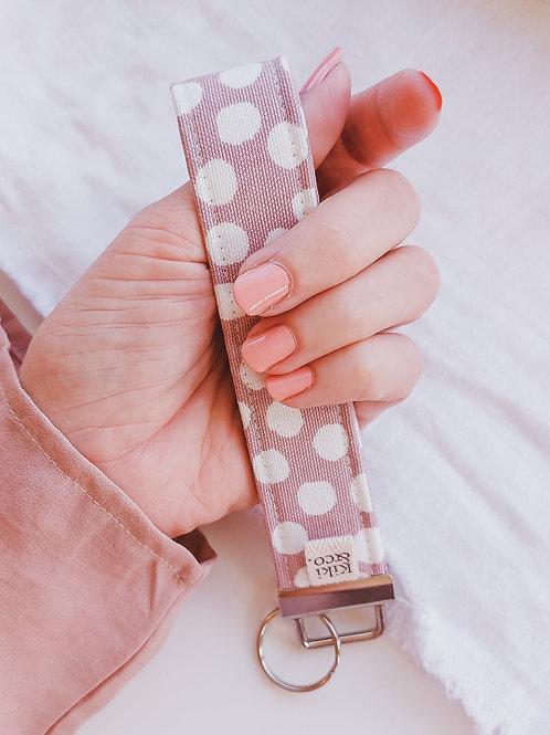Pink Linen Spot