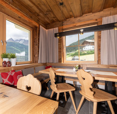 Gaststube Berggasthof Riatsch