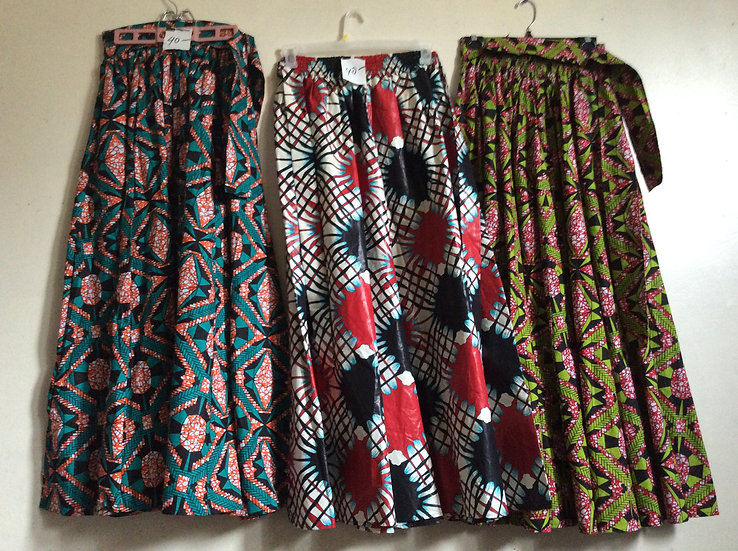 Empire style Skirts