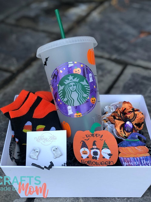 Halloween Boo Box