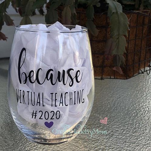 Because Virtual Teaching #2020