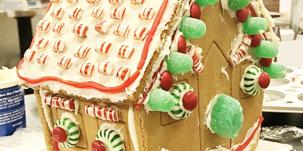 Gingerbread House Decorating & Hot Chocolate