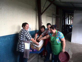 Red de composteadores: Personas empoderadas en el manejo de residuos orgánicos