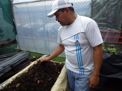 Experiencia de compostador