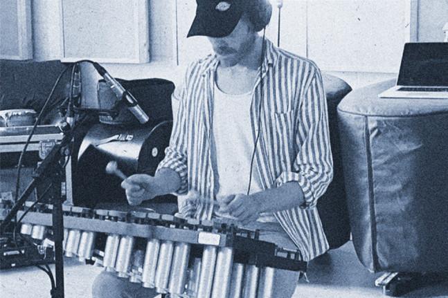 David Broeders in Studio Room 13