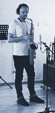 Tom Callens in Studio Room 13