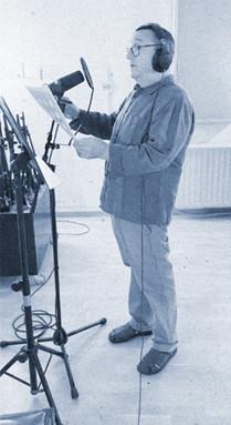 Walter Ertvelt in Studio Room 13