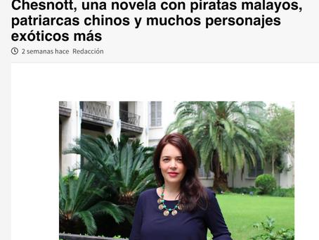 El puerto de los leones en la prensa: Top cultural