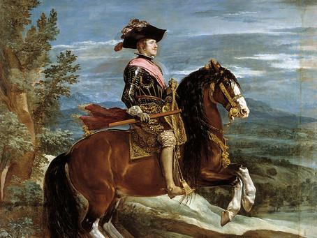 """Contexto histórico de la novela """"De pasión y deshonra"""". Parte I: Reinado de Felipe IV."""