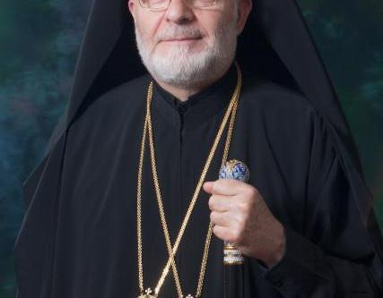 Metropolitan JOSEPH's first Hierarchichal Visitation to the Monasteries.