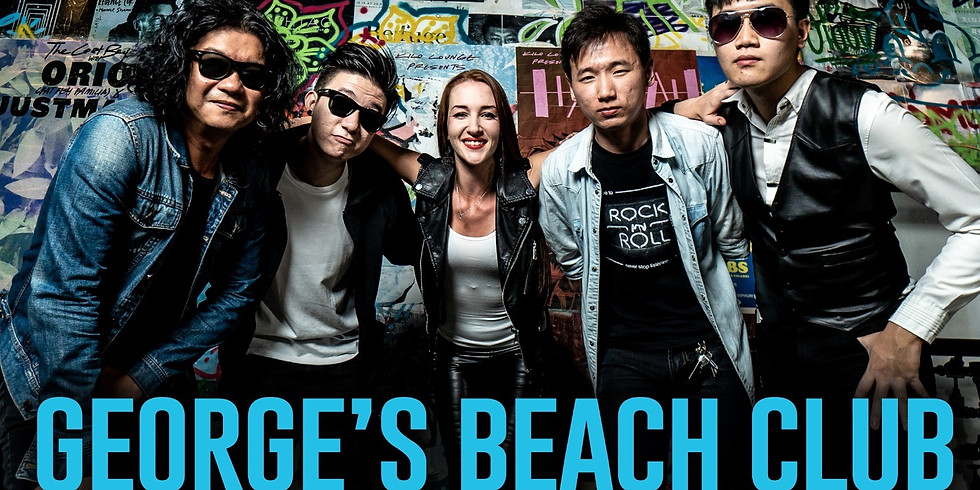 RockWeller @ George's Beach Club 20 Sep 2019