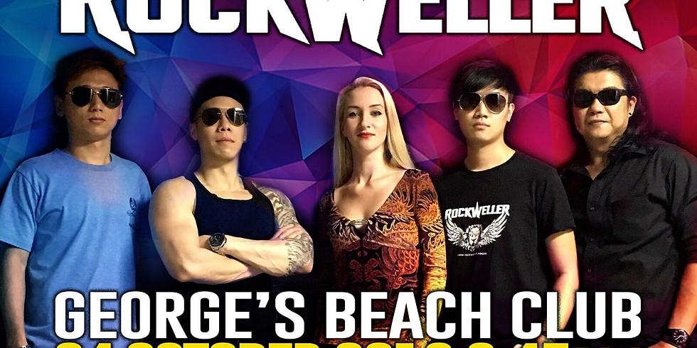 RockWeller @ George's Beach Club 4 October 2019