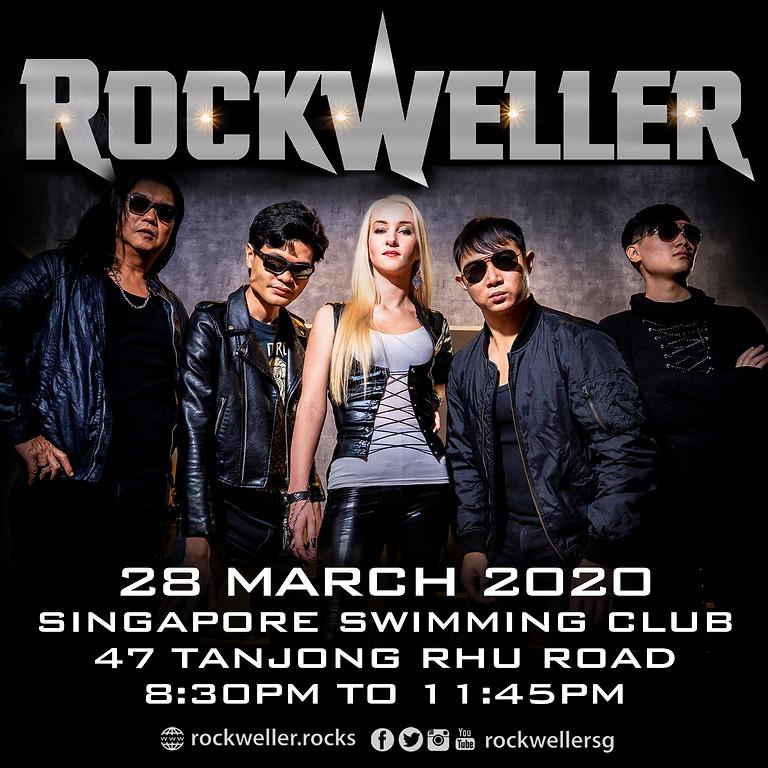 RockWeller at SSC