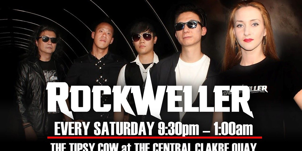 RockWeller @ The Tips Cow