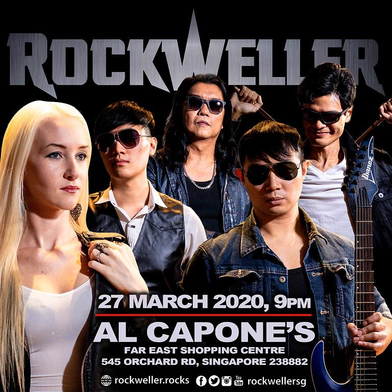 Hard Rock Night with RockWeller