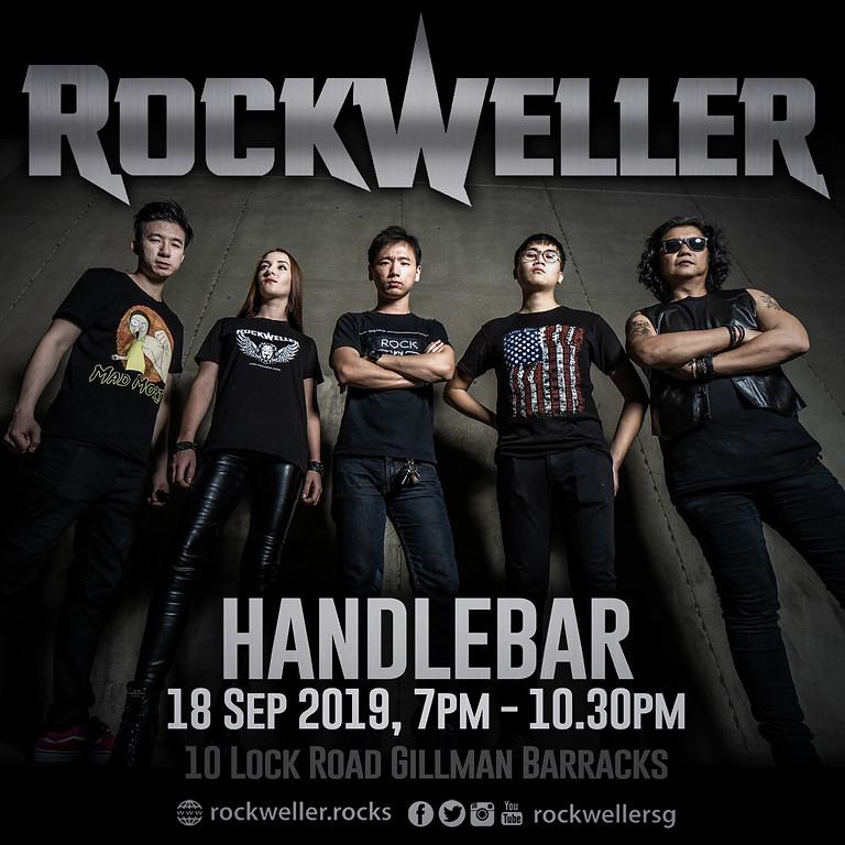 RockWeller @ Handlebar 18 Sep 2019