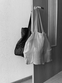Reusable bags instead of plastic bags