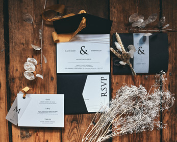The Lawrence Wedding Stationery