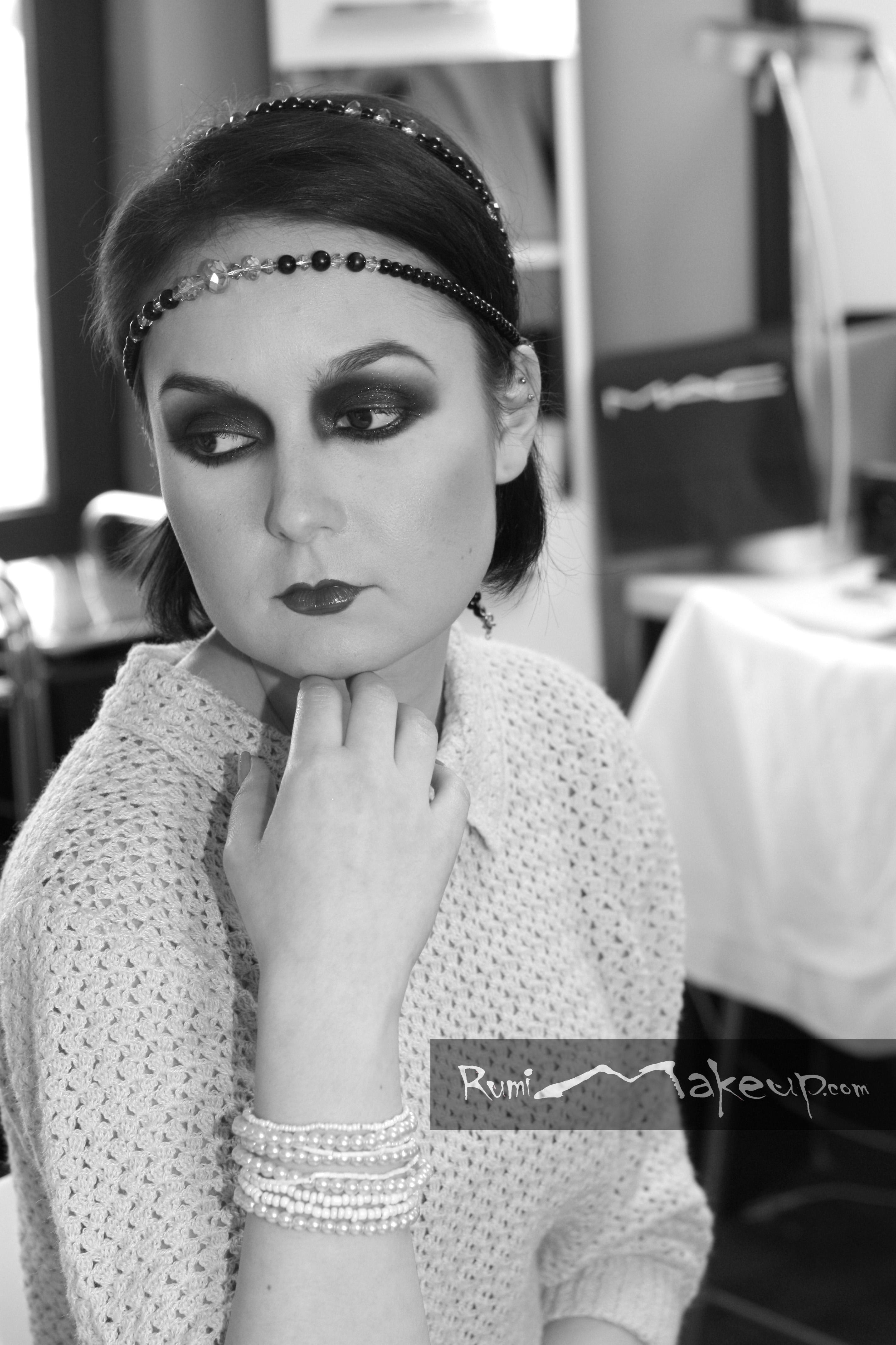 20's Vintage Makeup