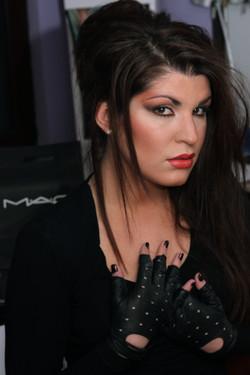 80's Modern Style Makeup