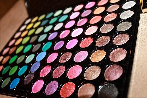Палитра перлени сенки 88 цвята