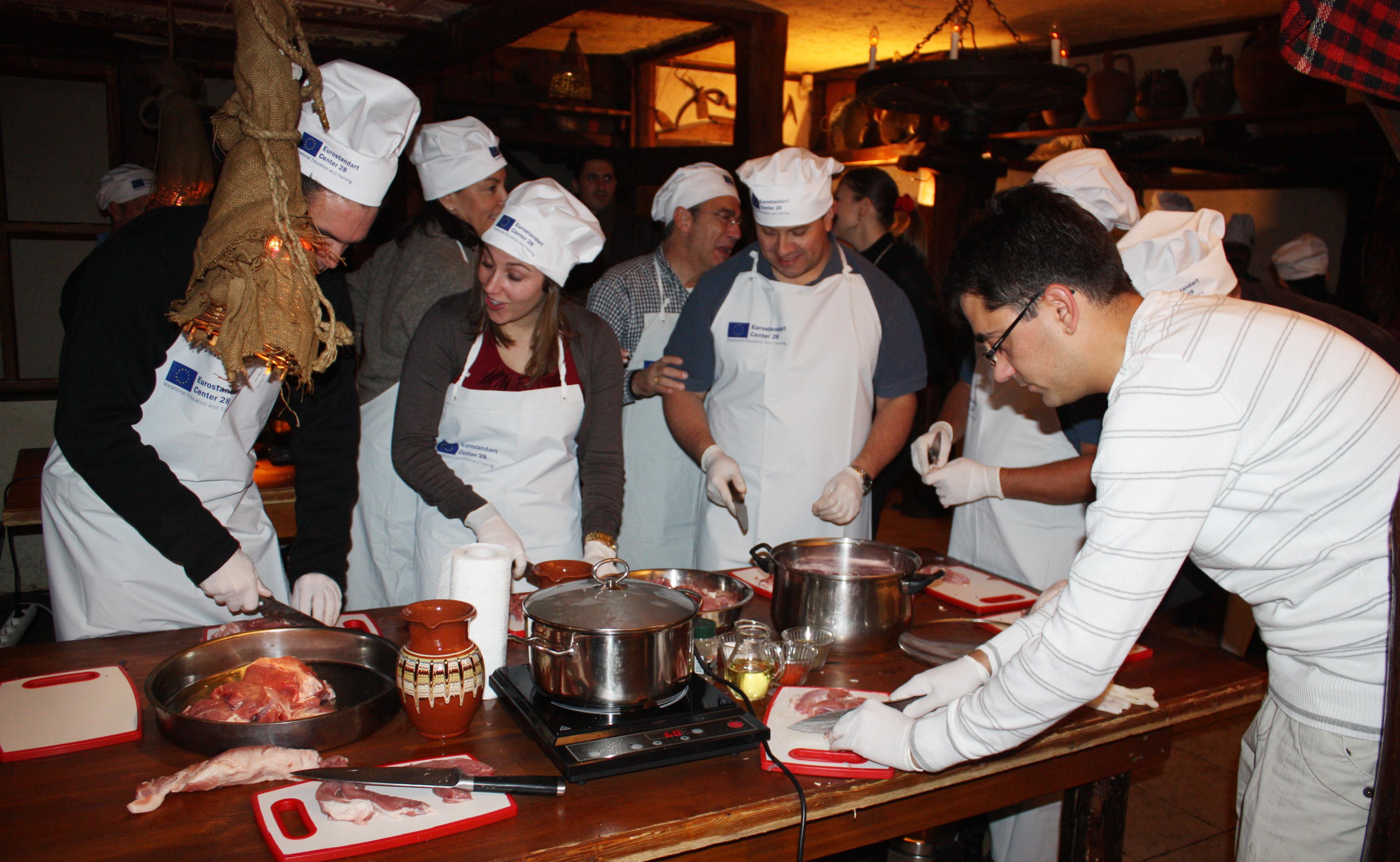 Курсове за готвачи и майстор готвачи