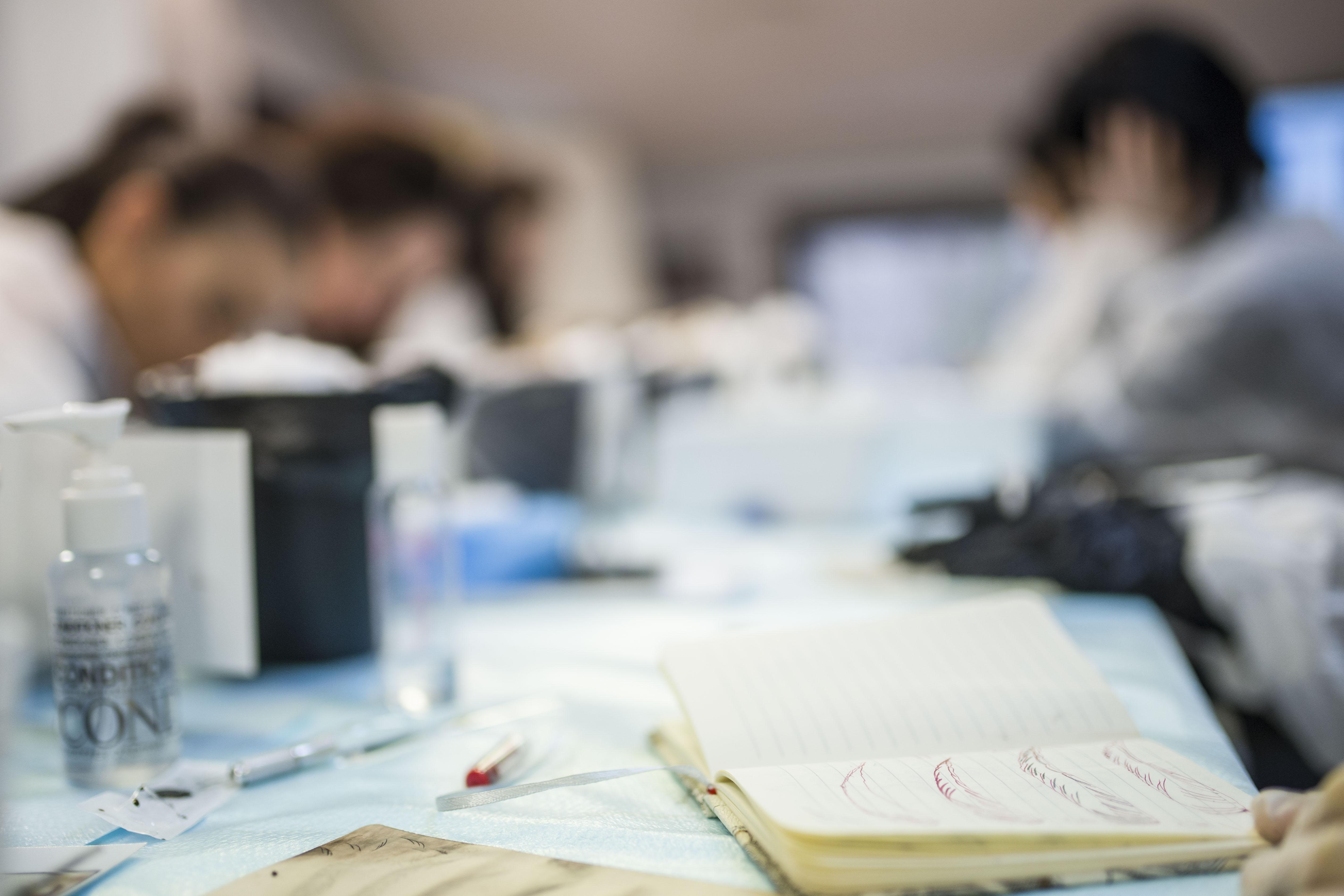 Курсове по микроблейдинг, курс микро