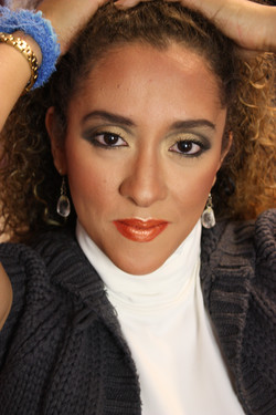 Afro Makeup, Exotic Taste