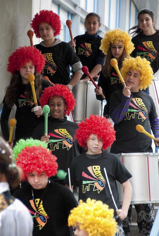 Carnaval de l'Abbaye 2013