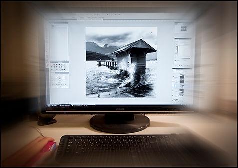 retouche photo, ateliers, cours, photo, bordeau