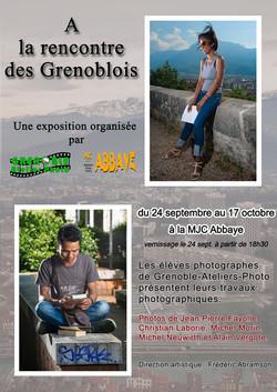 A la rencontre avec les Grenoblois