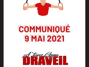 Actualités COVID 09/05/2021