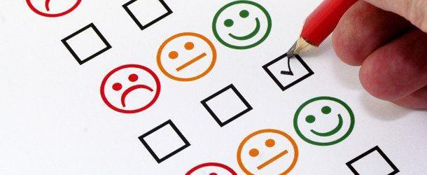 questionnaire satisfaction A'Tous Gym Draveil