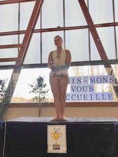 anaelle podium regional