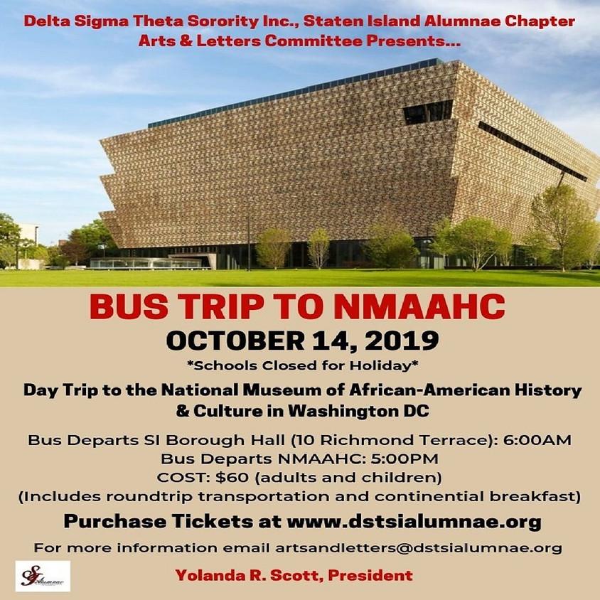 SIAC Bus Trip to NMAAHC