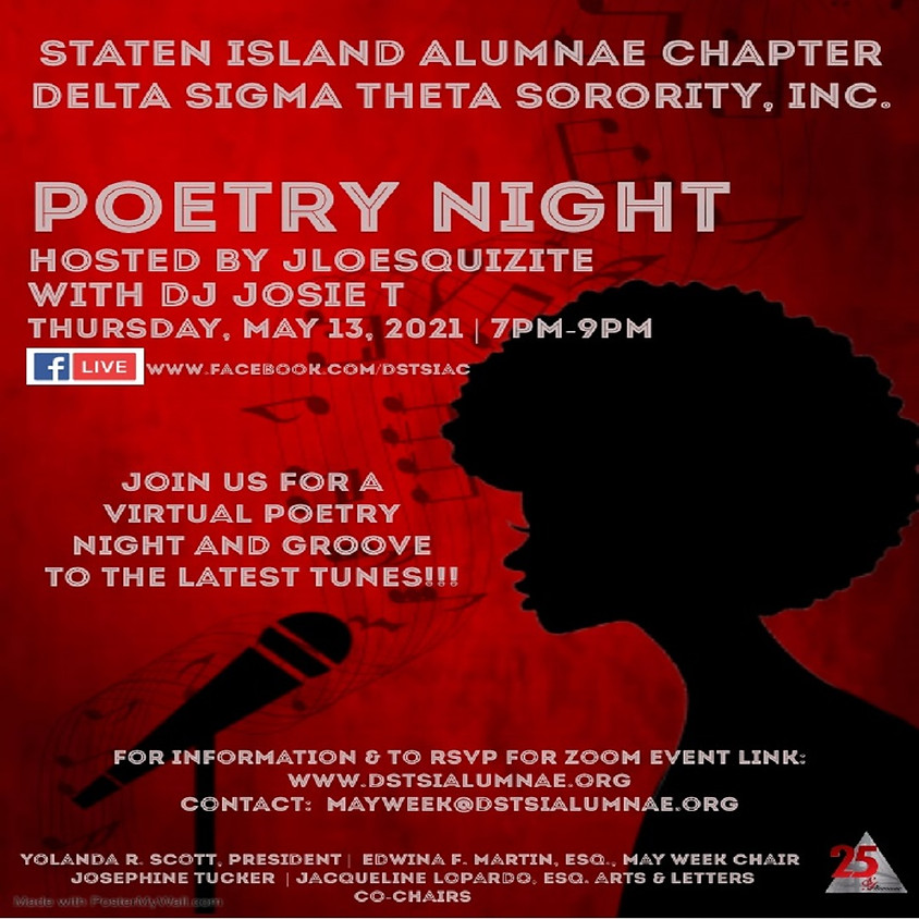 Poetry Night!