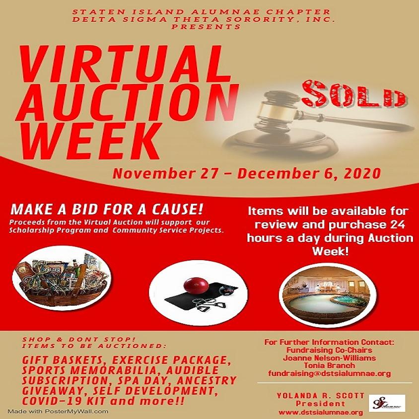 SIAC Virtual Auction Week
