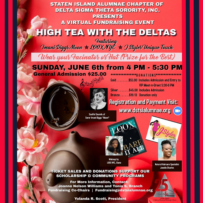High Tea with the Deltas