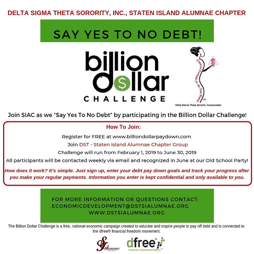 SIAC Billion Dollar Challenge