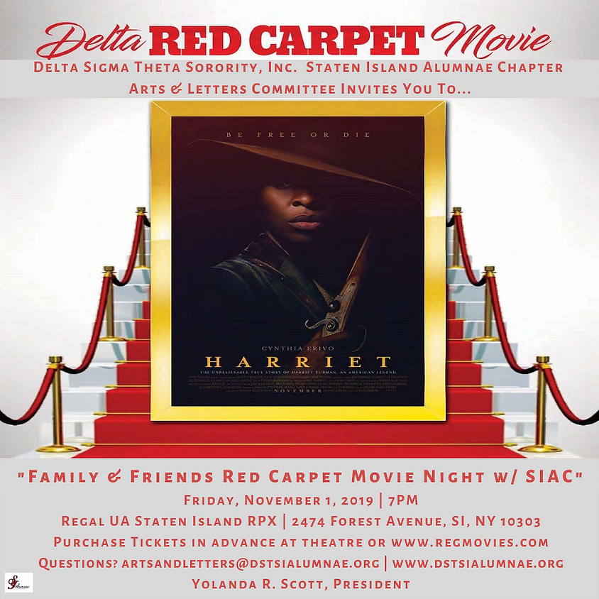 Family & Friends Red Carpet Movie Night w/ SIAC