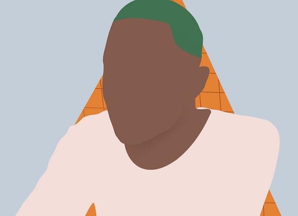Custom Headshot Illustration
