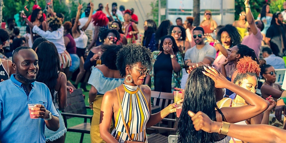 Real Big VIBE: The Brunch + Day Party