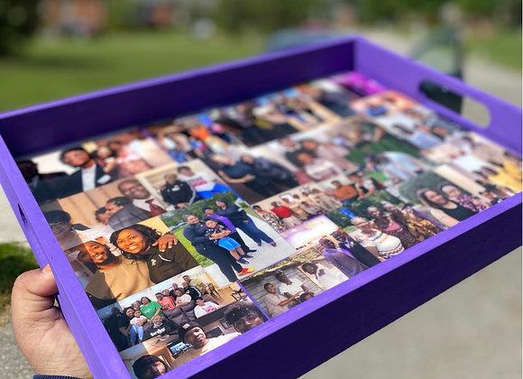 Photo Memory Tray