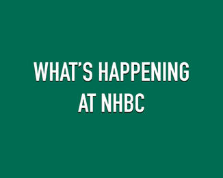 WHAT'S HAPPENING AT NHBC
